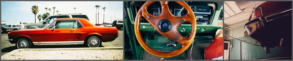 Classic Car Storage Dublin
